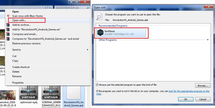 Hình ảnh optimized 9wqq của Hướng dẫn cài đặt và chơi game L2R trên máy tính PC bằng NOX Player tại HieuMobile