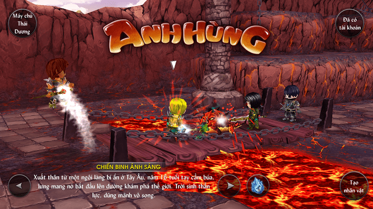 Hình ảnh optimized dyux của Teamobi sắp ra mắt game Anh Hùng Online phiên bản chính thức tại HieuMobile