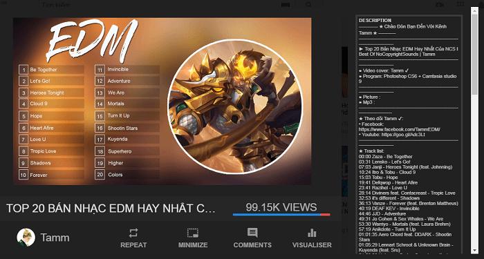 Hình ảnh optimized e7in của Dùng thử InstantView: Xem video Yotube có chế độ Minisreen, sóng nhạc... tại HieuMobile
