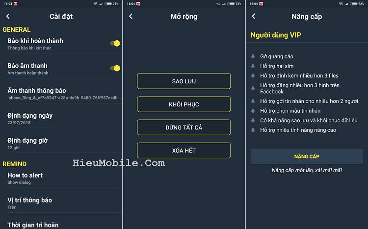 Hình ảnh optimized glsz của Tải Do It Later - Hẹn giờ gửi tin nhắn, email và đăng trạng thái Facebook tại HieuMobile