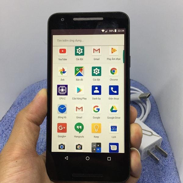 Số ứng dụng của Android One sẽ được phân lọc phù hợp không còn đầy rẫy như các phiên bản hệ điều Android trước đây