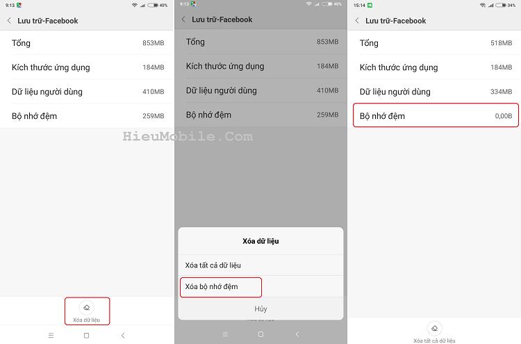Hình ảnh optimized iv7z của 4 cách nên làm thường xuyên để dọn dẹp bộ nhớ điện thoại Android tại HieuMobile