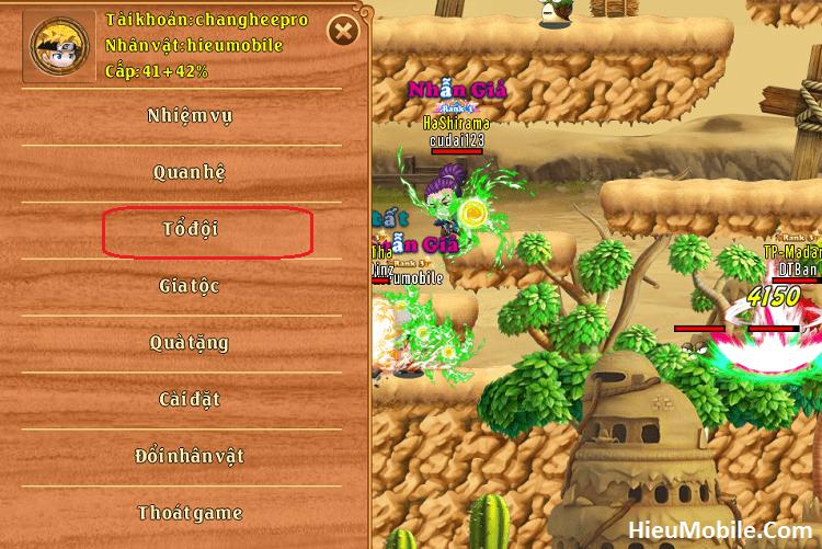 Hình ảnh optimized kql1 của Khám phá tính năng Tổ Đội của game Làng Lá Phiêu Lưu Ký tại HieuMobile