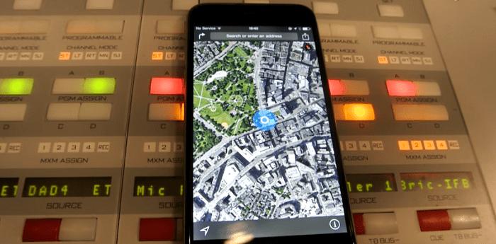 Hình ảnh optimized nch7 của Hướng dẫn kiểm tra điểm kẹt xe bằng ứng dụng bản đồ Apple Maps tại HieuMobile