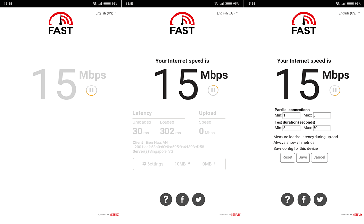 Hình ảnh optimized rmtk của Tải FAST Speed Test - Đo tốc độ mạng đơn giản, không quảng cáo tại HieuMobile