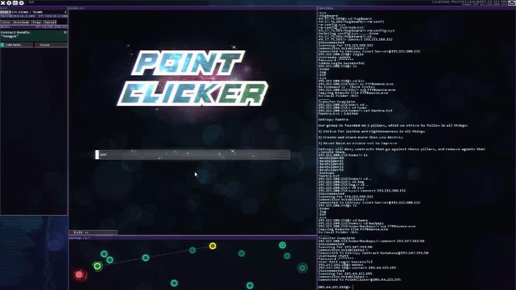 Hình ảnh optimized ucg2 của Tập làm hacker cùng game Hacknet: Giá 120k - đang miễn phí tại HieuMobile