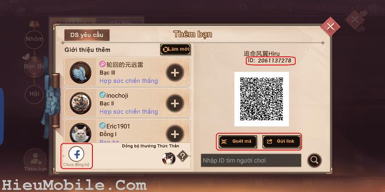 Hình ảnh optimized vx3x của Hướng dẫn lấy ID thêm bạn bè cùng chơi game Âm Dương Sư Moba tại HieuMobile