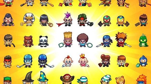 Hình ảnh optimized wmdd của Tải game Smashy Duo - Đánh bóng diệt quái vật tại HieuMobile