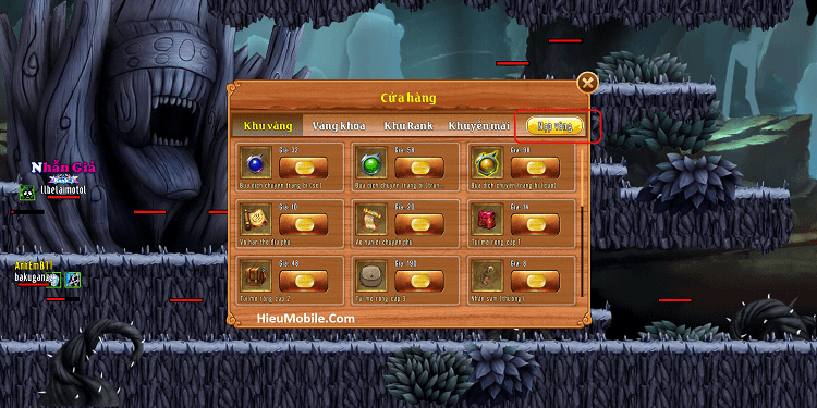 Hình ảnh optimized xl3r của Hướng dẫn nạp Vàng vào game Làng Lá Phiêu Lưu Ký có ưu đãi cao tại HieuMobile