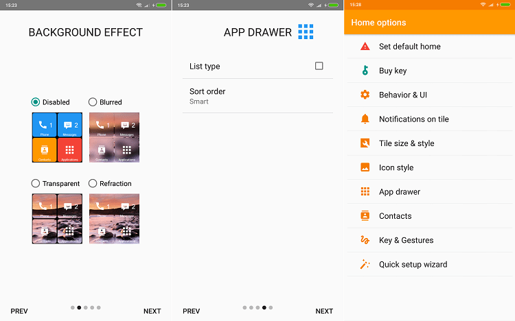 Hình ảnh optimized yhwj của Tải SquareHome 2 - Giao diện Window 10 Mobile cho Android tại HieuMobile