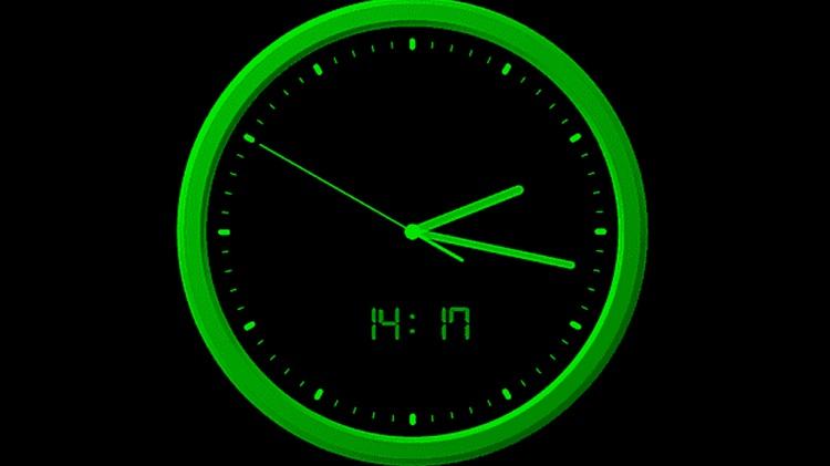 Hình ảnh xgbxZ của Chia sẻ 9 screensaver đồng hồ đẹp và miễn phí cho máy tính Windows tại HieuMobile