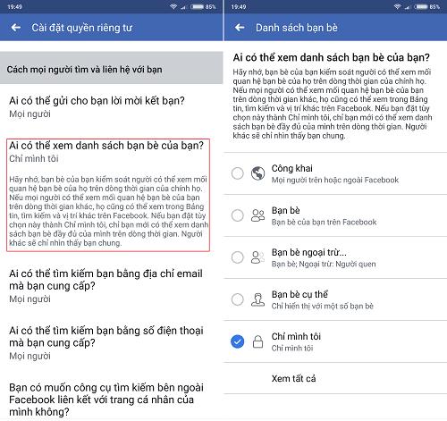 Hình ảnh optimized 14w2 của Cách ẩn danh sách bạn bè trên Facebook không cho người khác nhìn thấy tại HieuMobile