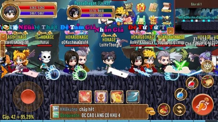 Hình ảnh optimized 1p5o của Thông tin về phó bản Ải Gia Tộc trong game Làng Lá Phiêu Lưu Ký tại HieuMobile