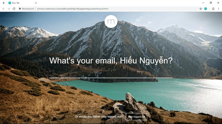 Hình ảnh optimized 8nyq của Biến new tab Chrome thành màn hình chờ nhắc công việc cực độc đáo tại HieuMobile