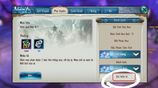 Hình ảnh optimized c1ny của Cách nhận toàn bộ nhiệm vụ ẩn trong game Tru Tiên 3D Mobile tại HieuMobile