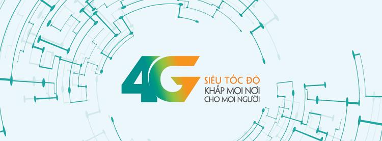 Tổng hợp các gói cước 4G được đăng ký bằng tiền khuyến mãi của Viettel, Mobi và Vina