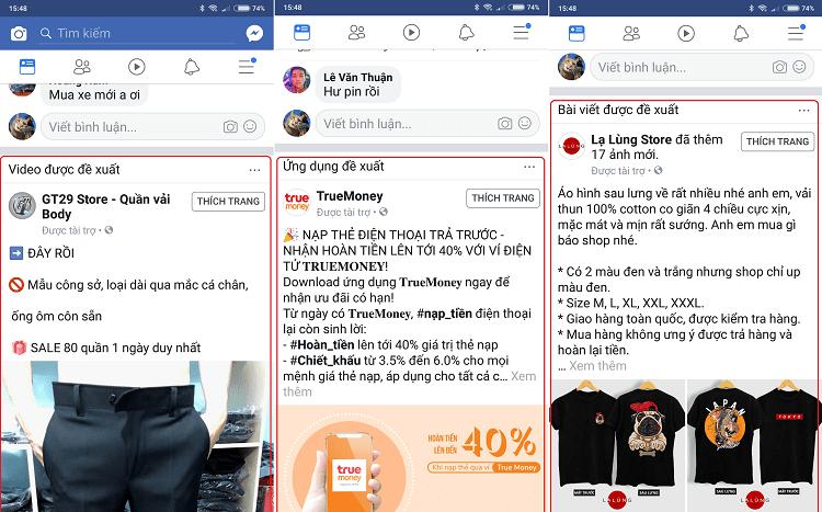 Không phải quảng cáo nào cũng có ích cho người dùng, ngược lại có những quảng cáo liên quan đến vấn đề giới tính, dễ gây hiểu nhầm cho người dùng