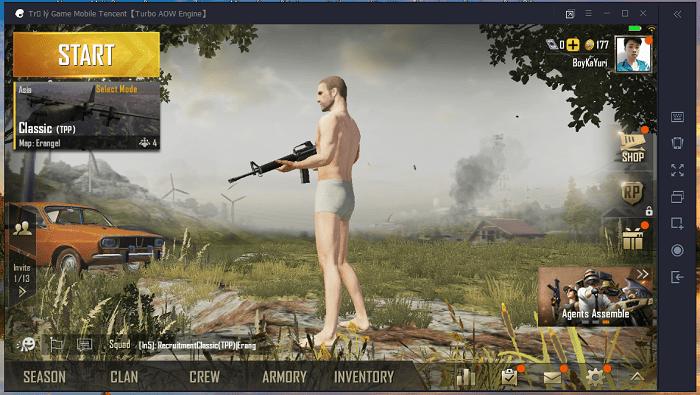 Hình ảnh optimized h3su của Tải Tencent Gaming Buddy: Hỗ trợ chơi PUBG Mobile trên máy tính tốt nhất tại HieuMobile