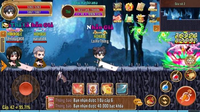 Hình ảnh optimized hlpv của Thông tin về phó bản Ải Gia Tộc trong game Làng Lá Phiêu Lưu Ký tại HieuMobile