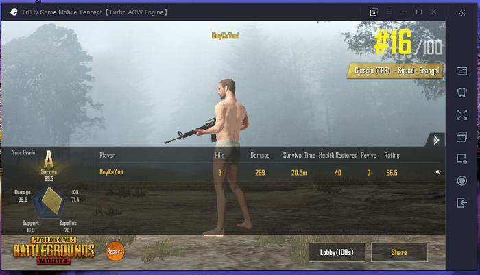 Hình ảnh optimized o7hv của Tải Tencent Gaming Buddy: Hỗ trợ chơi PUBG Mobile trên máy tính tốt nhất tại HieuMobile