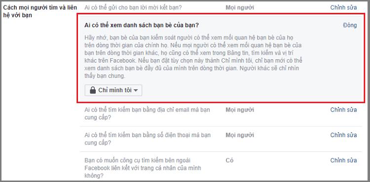 Hình ảnh optimized ud0p của Cách ẩn danh sách bạn bè trên Facebook không cho người khác nhìn thấy tại HieuMobile