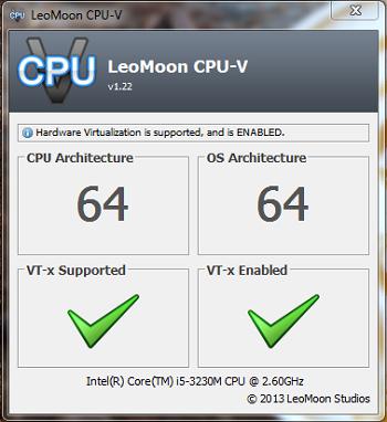 Hình ảnh khong 3 của Tải LeoMoon CPU V: Phần mềm kiểm tra ảo hóa CPU cho máy tính tại HieuMobile