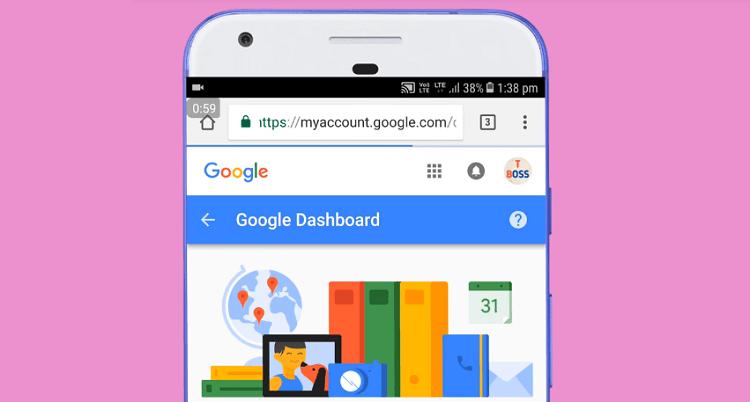 Mọi thiết bị sau khi người dùng đăng nhập tài khoản đều có thể bị Google theo dõi các hành vi, hoạt động khi sử dụng các dịch vụ