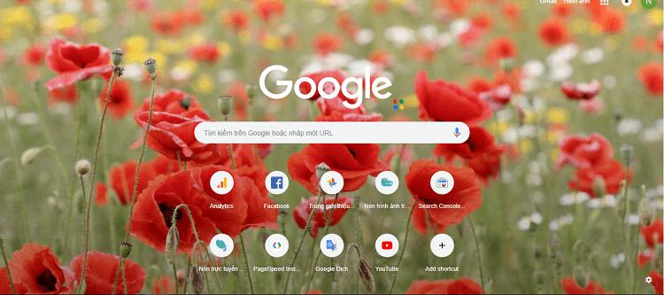 Hình ảnh optimized 5lgd của Lấy ảnh cá nhân trong máy làm hình nền khi mở tab mới cho Chrome tại HieuMobile