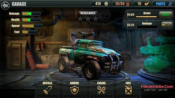 Hình ảnh optimized apxg của Tải game Dead Paradise: The Road Warrior: Đua xe bắn súng cực đỉnh tại HieuMobile