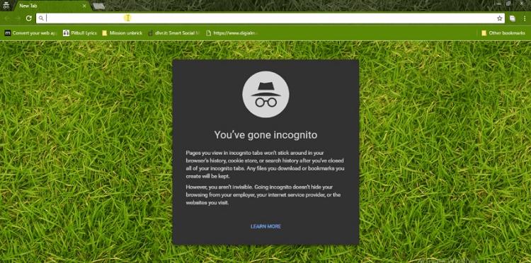 Nếu muốn chúng ta có thể xóa chức năng mở chế độ ẩn danh trên Google Chrome