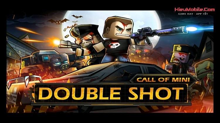 Hình ảnh optimized dtss của Tải Call of Mini: Double Shot: Game bắn Zombie cực hay mà nhẹ tại HieuMobile