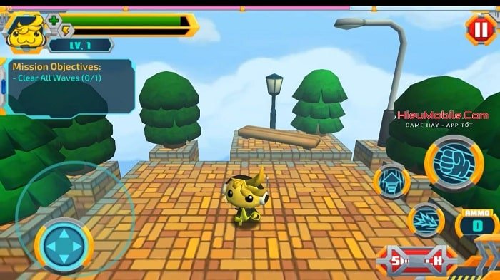 Hình ảnh optimized eu1r của Tải game Own Super Squad: Chiến đấu với quái vật cực dễ thương tại HieuMobile
