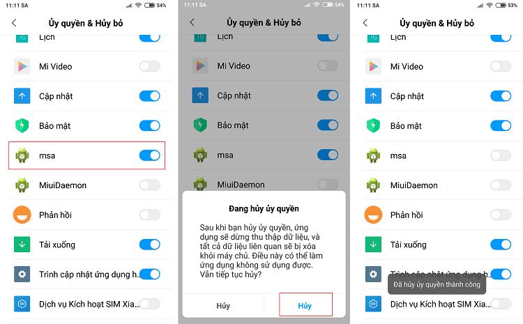 Hình ảnh optimized geza của Những việc nên làm nếu muốn tắt hết quảng cáo trên điện thoại Xiaomi tại HieuMobile