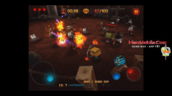 Hình ảnh optimized mypt của Tải game TinyLegends - Crazy Knight : Huyền thoại dũng sĩ diệt quái vật tại HieuMobile