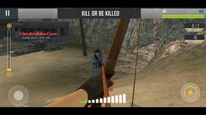 Hình ảnh optimized sw3p của Tải game Ninja Archer Assassin: Ninja sát thủ bắn cung tên góc nhìn thứ nhất tại HieuMobile