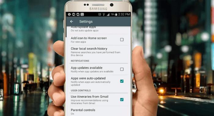 Hình ảnh optimized t0nx của Cách ẩn hiện ứng dụng trên điện thoại Android sau khi cài đặt từ Google Play tại HieuMobile