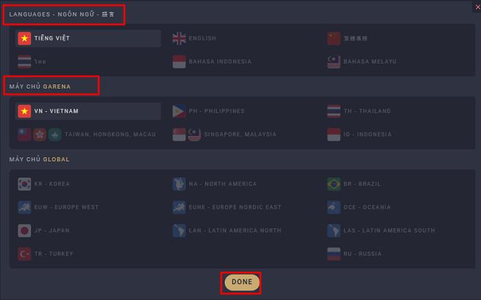 Hình ảnh Screenshot1 1 của Cách xem chi tiết thông tin tài khoản LOL trên mọi máy chủ nhanh nhất tại HieuMobile