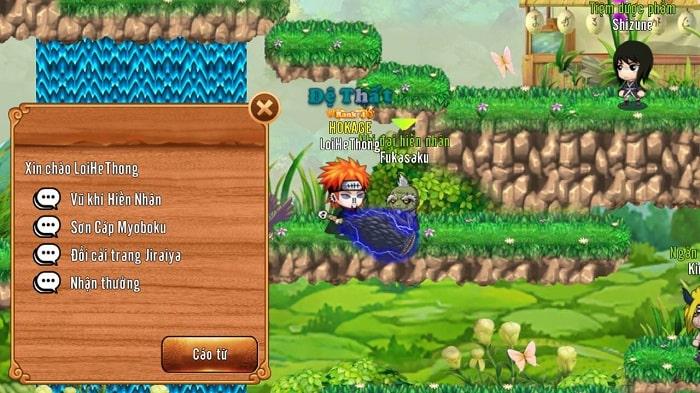 Hình ảnh optimized 4otb của Tìm hiểu về phó bản Sơn cáp Myoboku của game Làng Lá Phiêu Lưu Ký tại HieuMobile