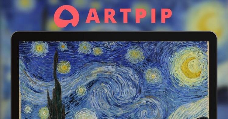 Hình ảnh optimized bt44 của Tải Artpip: Tự động thay đổi hình nền tranh vẽ 4K cho màn hình và trình duyệt tại HieuMobile
