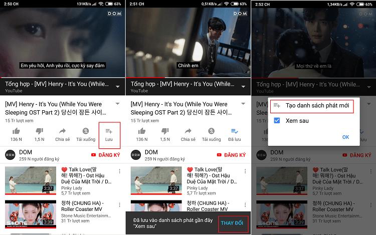 Hình ảnh optimized cvgk của Cách tự động lặp lại video đang xem trên Youtube nhiều lần tại HieuMobile