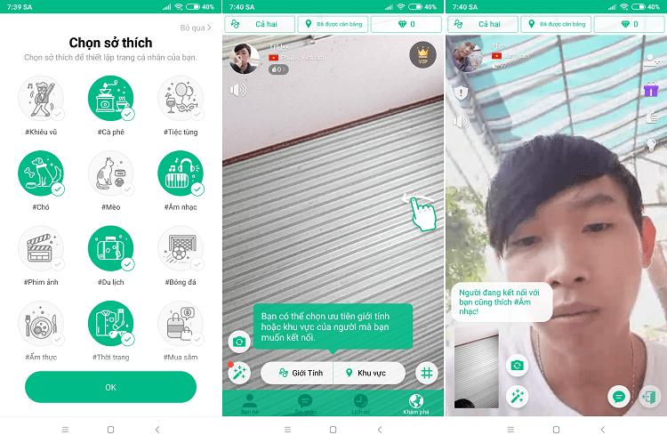 Hình ảnh optimized ekfi của Tải Azar: Gọi video kết nối bạn bè ngẫu nhiên trên toàn thế giới tại HieuMobile