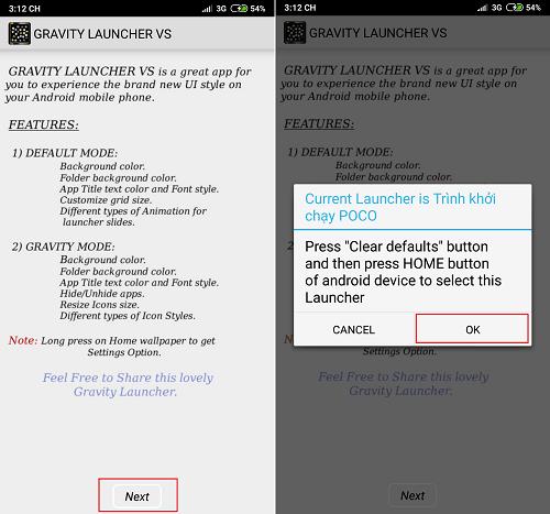 Hình ảnh optimized feqz của Tải GRAVITY LAUNCHER: Làm icon ứng dụng chuyển động nghiêng rơi tại HieuMobile