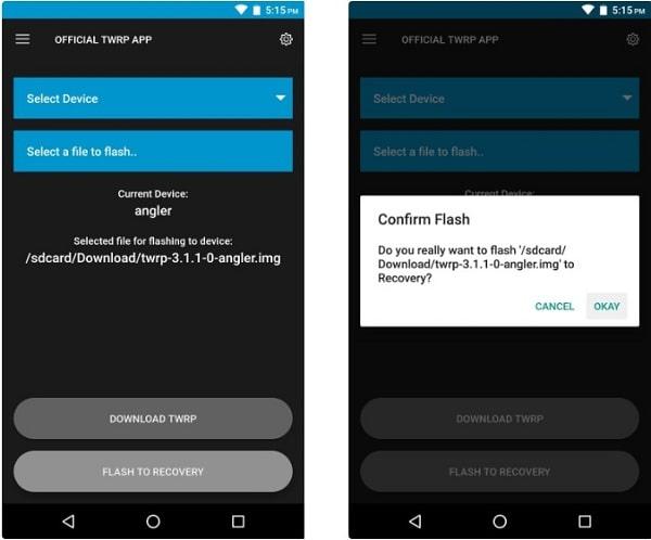 Hình ảnh optimized fh3t của Tải TWRP: Công cụ hỗ trợ cài Recovery Mod cho Android cực nhanh tại HieuMobile