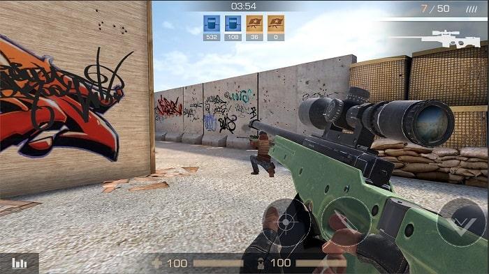 Hình ảnh optimized fmjr của Tải Standoff 2: Game đấu súng FPS cho điện thoại rất giống CSGO tại HieuMobile