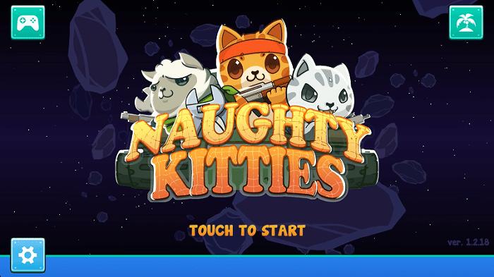 Hình ảnh optimized fx4e của Tải game Naughty Kitties: Đại chiến vũ trụ của thế giới loài mèo tại HieuMobile