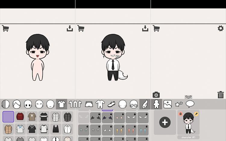 Hình ảnh optimized gpex của Tải Oppa doll - Unnie doll: Tạo ảnh nhân vật Chibi nam nữ cực đáng yêu tại HieuMobile
