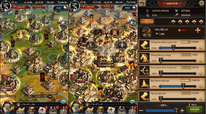 Hình ảnh optimized ihz5 của Tải War and Order: Game chiến thuật xây dựng quân đội đánh chiếm tại HieuMobile