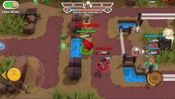 Hình ảnh optimized jhvk của Tải West Legends: Game moba phiên bản bắn súng cao bồi tại HieuMobile