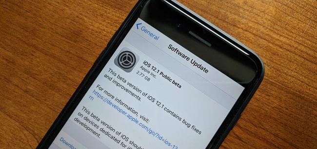 Hình ảnh optimized kf3c của iOS 12.1 ra mắt: Có gì mới và làm sao để cập nhật cho iPhone, iPad? tại HieuMobile