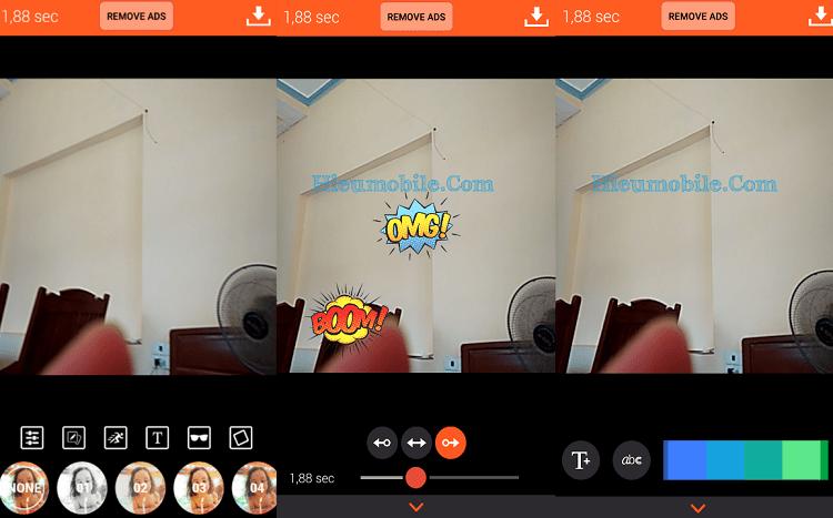 Hình ảnh optimized ktrv của Tải Gif Me: Ứng dụng chụp và tạo ảnh gif trên điện thoại tại HieuMobile